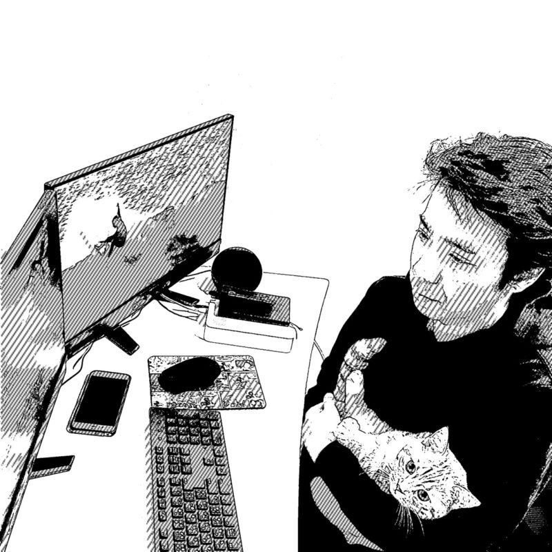 瀬尾裕治の写真